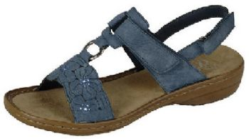 Rieker Ladfies Sandals 60843-14